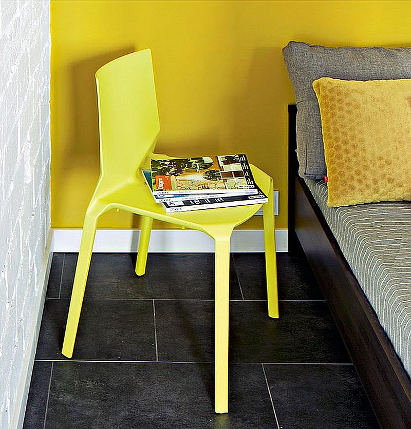 adelaparvu.com despre garsoniera colorata si moderna, design interior Maja Zalewska si Marek Kostykiewicz (10)