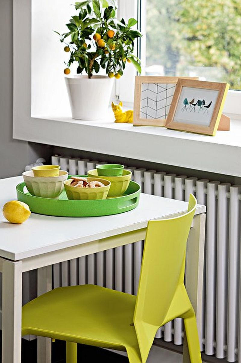adelaparvu.com despre garsoniera colorata si moderna, design interior Maja Zalewska si Marek Kostykiewicz (7)