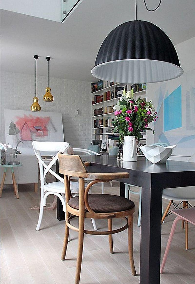 adelaparvu.com despre locuinta de familie in nunte pastelate, design interior  Paulina Swist (13)a