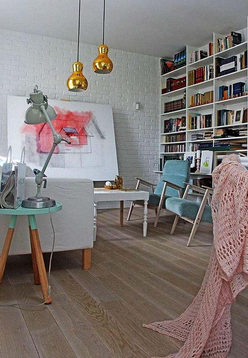 adelaparvu.com despre locuinta de familie in nunte pastelate, design interior  Paulina Swist (14)a