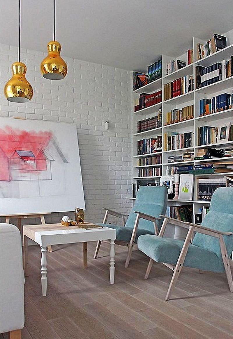 adelaparvu.com despre locuinta de familie in nunte pastelate, design interior  Paulina Swist (14)b