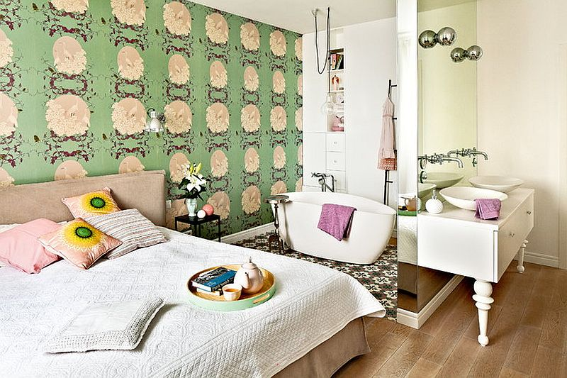 adelaparvu.com despre locuinta de familie in nunte pastelate, design interior  Paulina Swist (2)