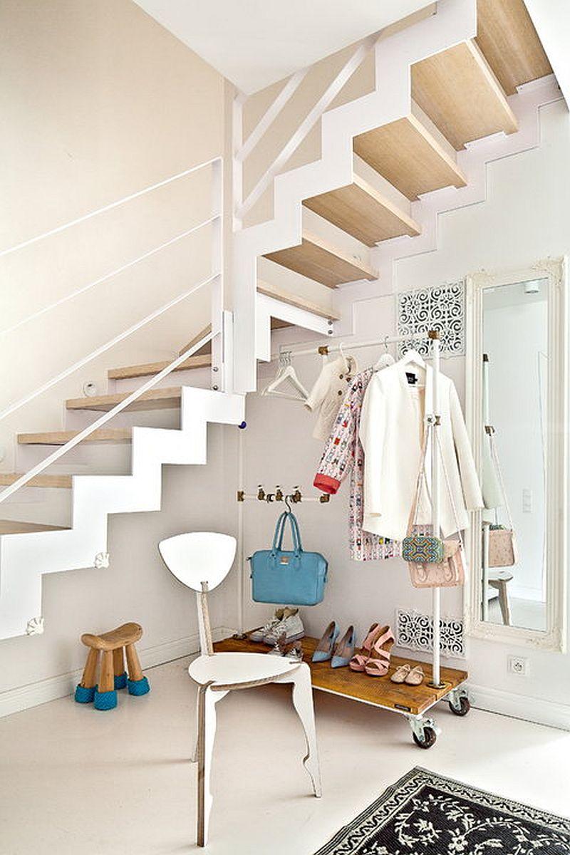 adelaparvu.com despre locuinta de familie in nunte pastelate, design interior  Paulina Swist (3)