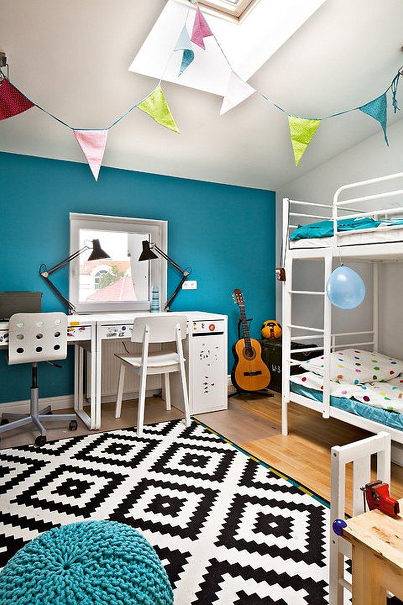 adelaparvu.com despre locuinta de familie in nunte pastelate, design interior  Paulina Swist (5)