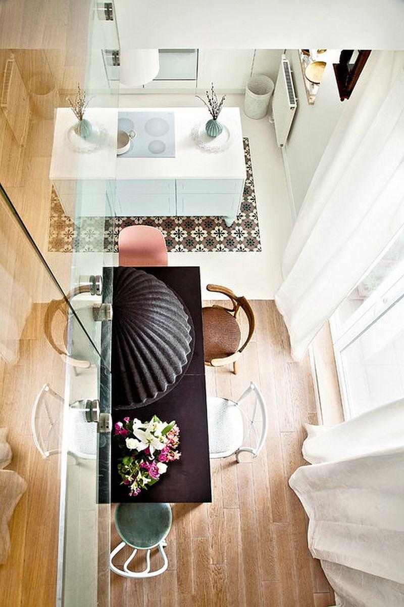 adelaparvu.com despre locuinta de familie in nunte pastelate, design interior  Paulina Swist (7)