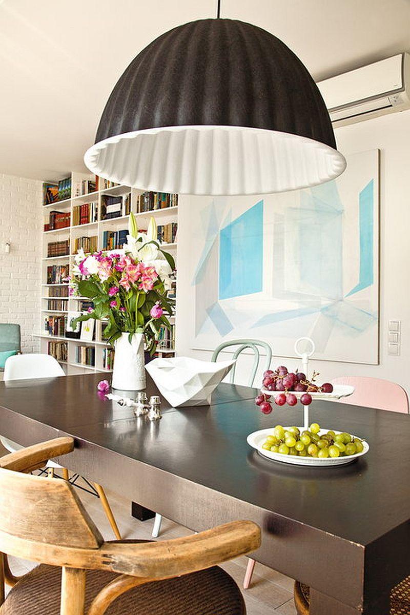 adelaparvu.com despre locuinta de familie in nunte pastelate, design interior  Paulina Swist (9)