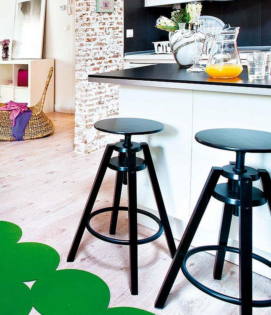 adelaparvu.com despre mansarda boema de 50 mp, design interior Susana Sendin  (7)
