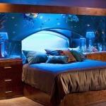 adelaparvu.com despre pat cu acvariu inclus, design Acrylic Tank Manufacturing (1)
