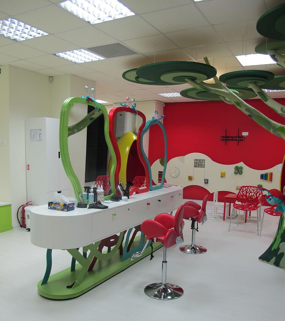 adelaparvu.com despre primul salon Spa pentru copii din Romania, Kaigo Room, Bucuresti (1)