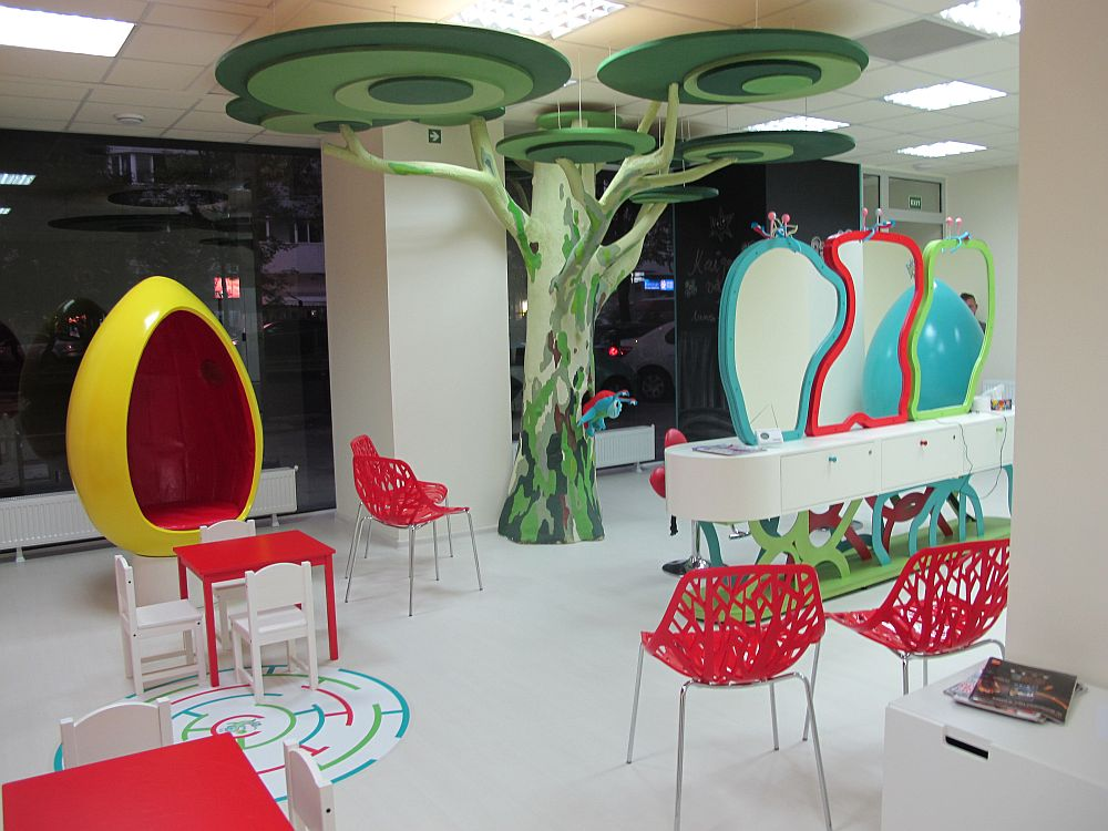 adelaparvu.com despre primul salon Spa pentru copii din Romania, Kaigo Room, Bucuresti (13)