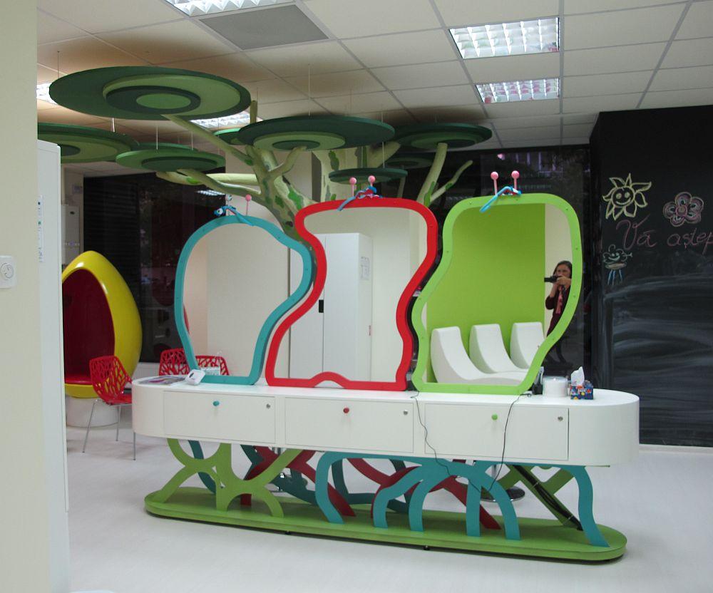adelaparvu.com despre primul salon Spa pentru copii din Romania, Kaigo Room, Bucuresti (2)