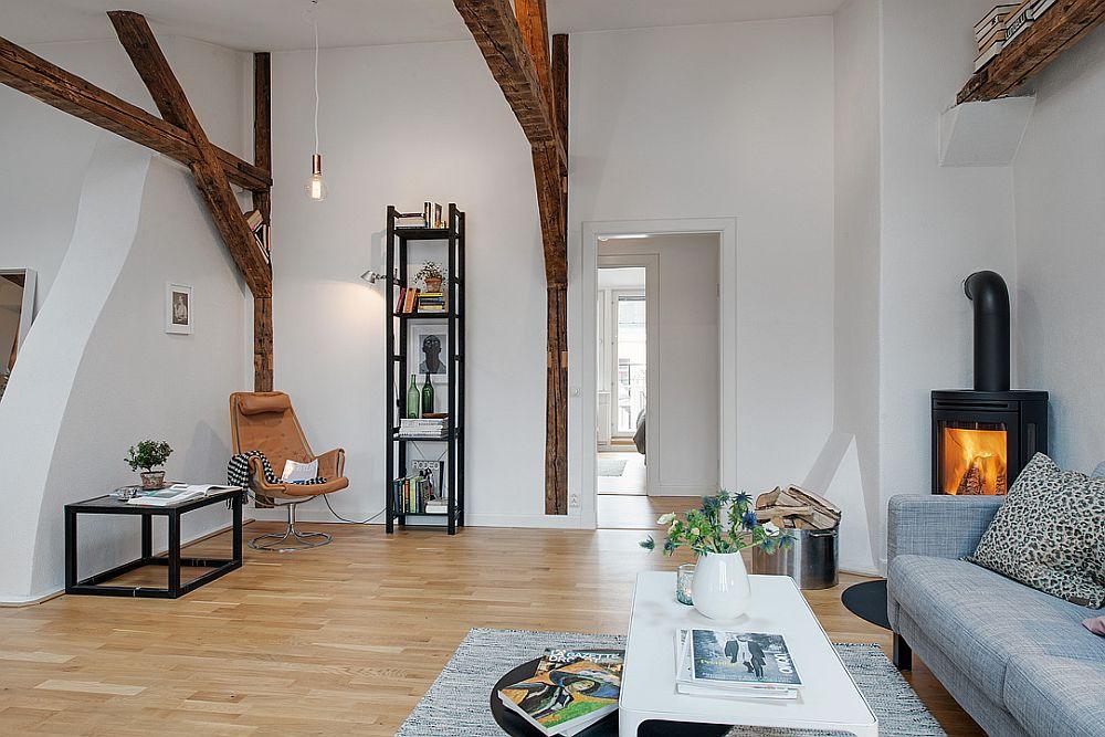 adelaparvu.com locuinta la mansarda, casa Suedia, Foto Alvhem Makleri (14)