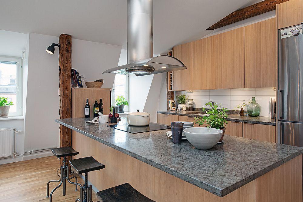 adelaparvu.com locuinta la mansarda, casa Suedia, Foto Alvhem Makleri (15)