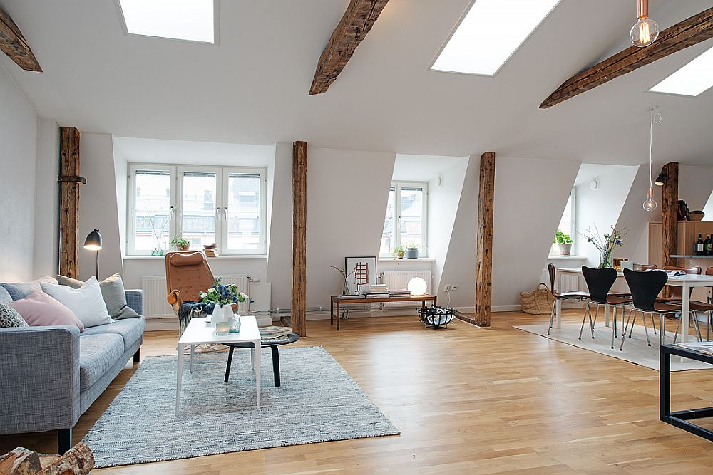 adelaparvu.com locuinta la mansarda, casa Suedia, Foto Alvhem Makleri (30)