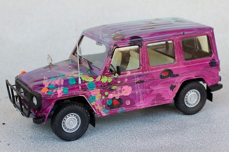 adelaparvu.com despre Bogdan Muscalu artist machete auto (104)