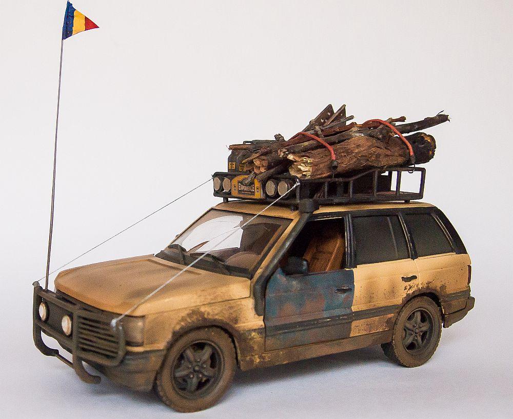 adelaparvu.com despre Bogdan Muscalu artist machete auto (122)