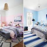 adelaparvu.com despre acelasi dormitor 2 variante de decorare, stilist Julia Green, Foto Armelle Habib  (1)
