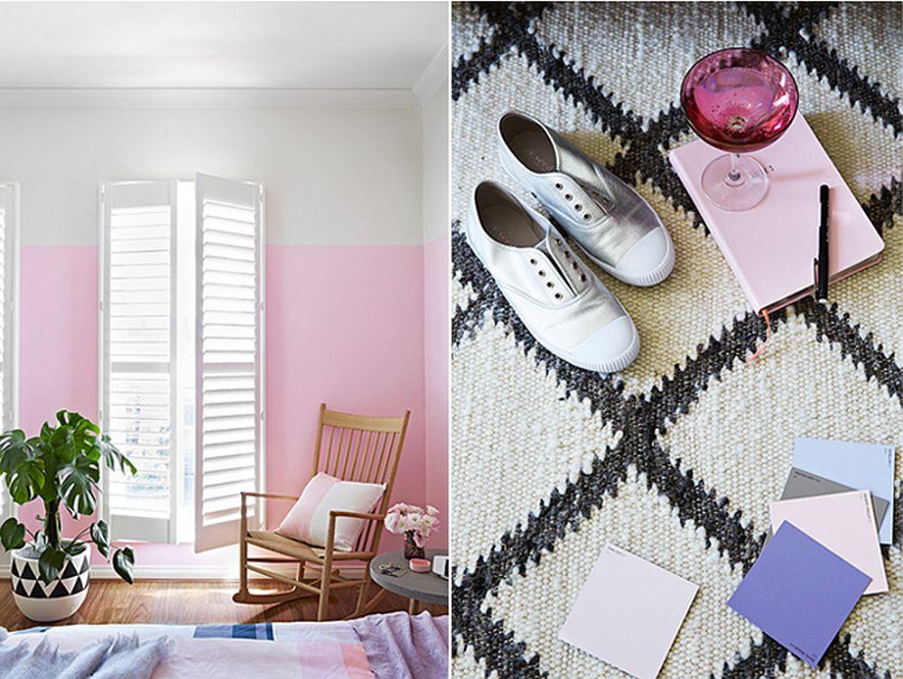 adelaparvu.com despre acelasi dormitor 2 variante de decorare, stilist Julia Green, Foto Armelle Habib  (3)
