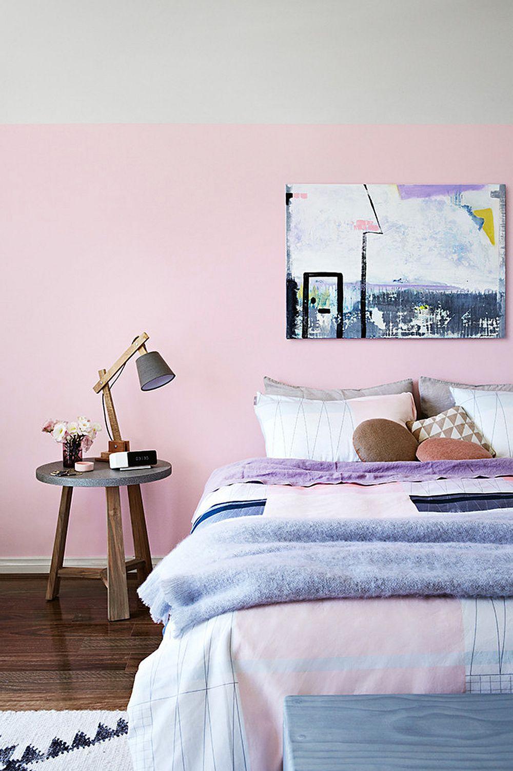 adelaparvu.com despre acelasi dormitor 2 variante de decorare, stilist Julia Green, Foto Armelle Habib  (4)
