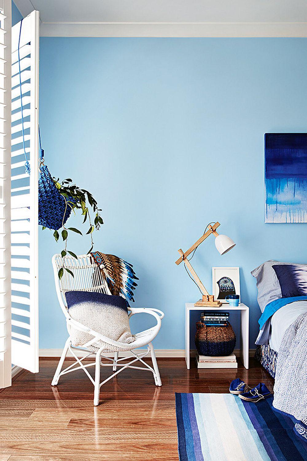 adelaparvu.com despre acelasi dormitor 2 variante de decorare, stilist Julia Green, Foto Armelle Habib  (8)