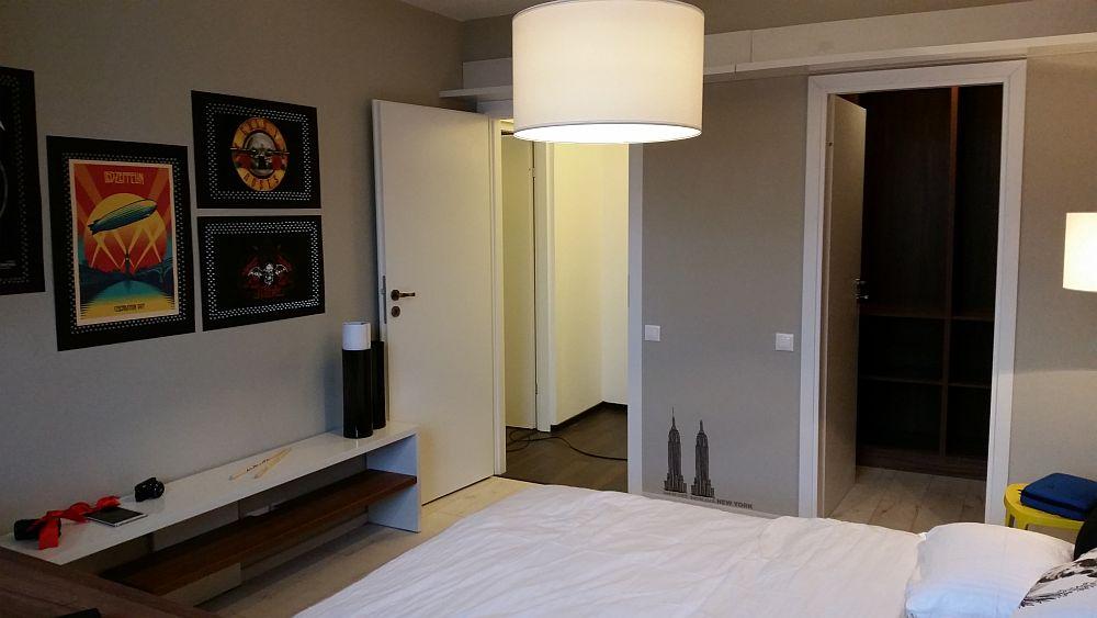 adelaparvu.com despre amenajare apartament Alice Muller din emisiunea Visuri la cheie de la ProTV, sezonul I, 2014 (14)