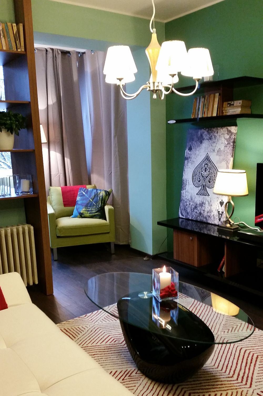 adelaparvu.com despre amenajare apartament Alice Muller din emisiunea Visuri la cheie de la ProTV, sezonul I, 2014 (19)