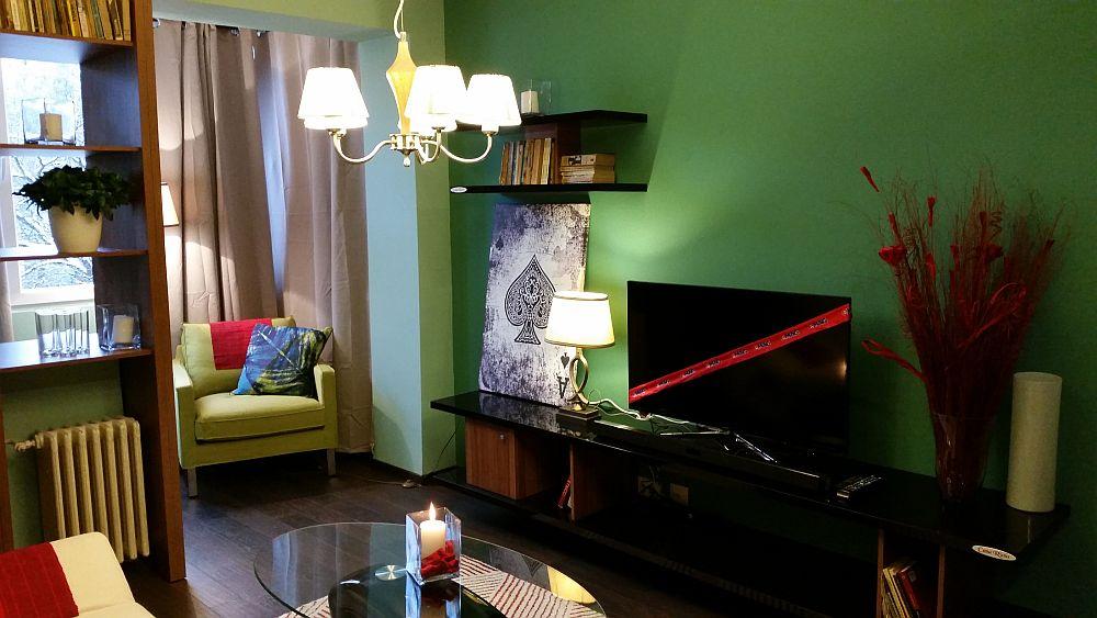 adelaparvu.com despre amenajare apartament Alice Muller din emisiunea Visuri la cheie de la ProTV, sezonul I, 2014 (20)