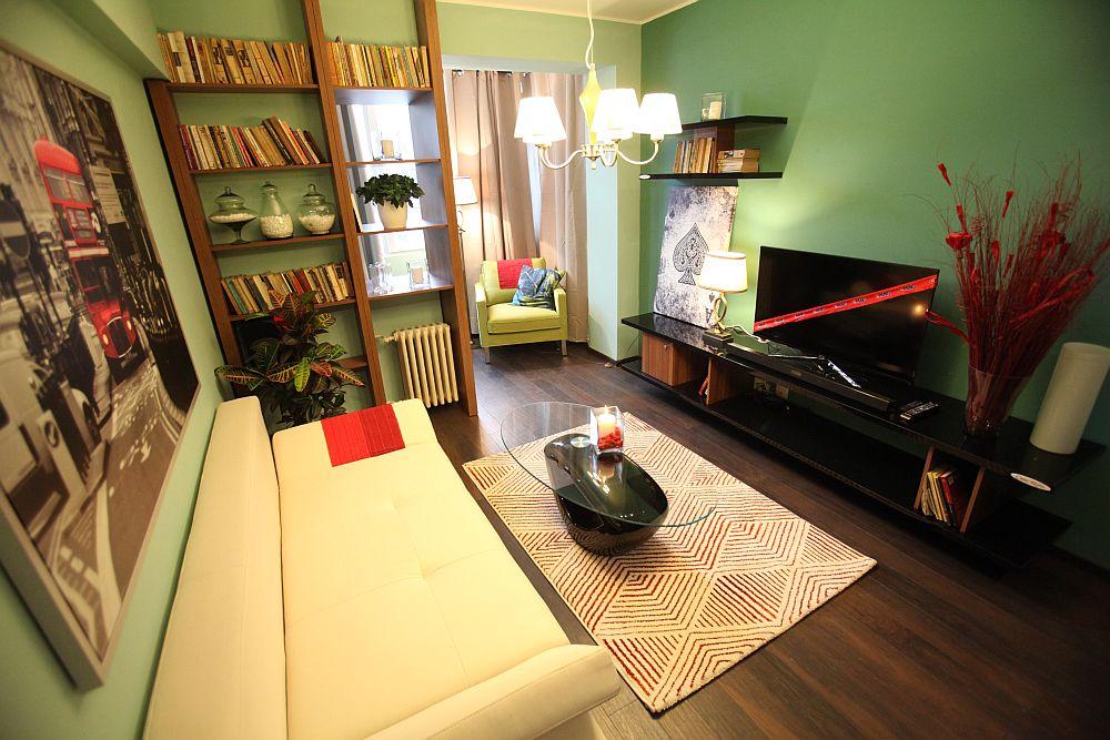 adelaparvu.com despre amenajare apartament Alice Muller din emisiunea Visuri la cheie de la ProTV, sezonul I, 2014 (29)