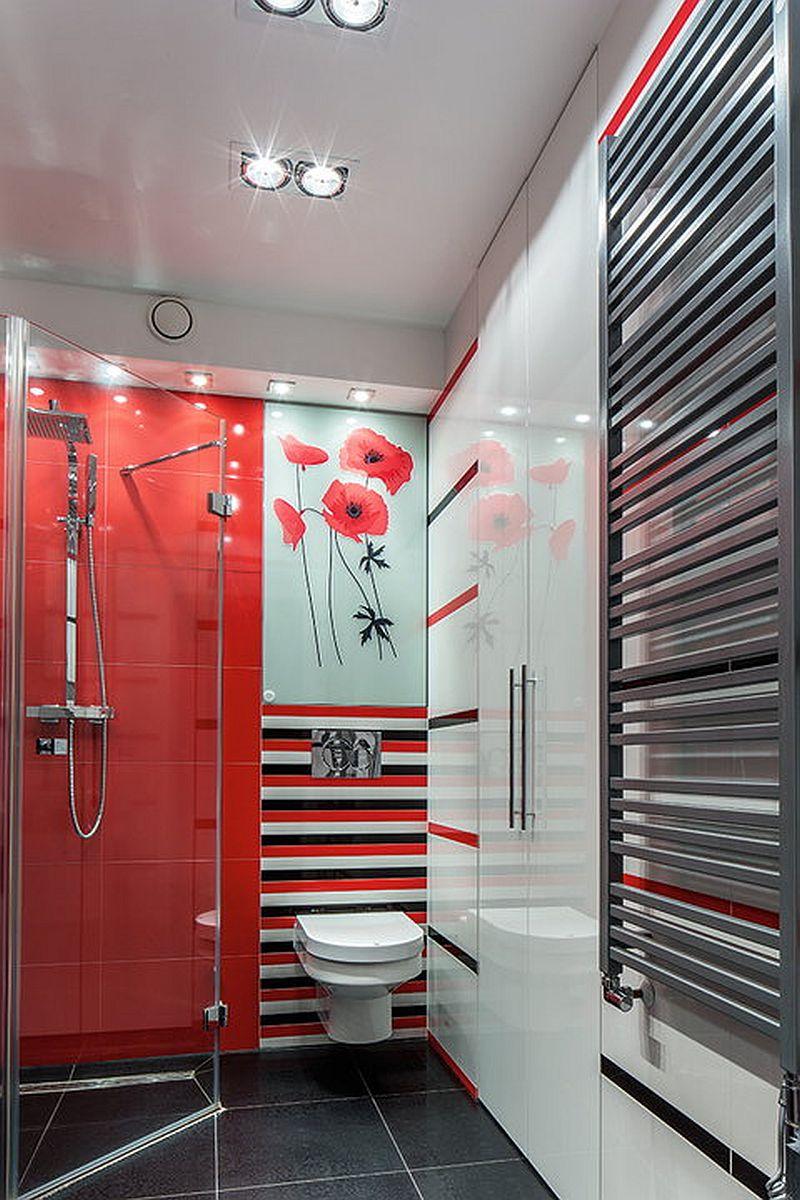 adelaparvu.com despre apartament de 2 camere transformat in unul cu 3 camere, design interior Mikolajska Studio (3)