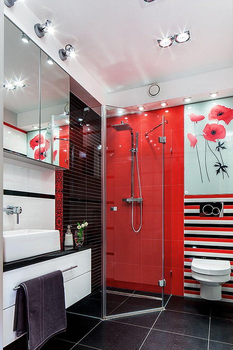 adelaparvu.com despre apartament de 2 camere transformat in unul cu 3 camere, design interior Mikolajska Studio (9)