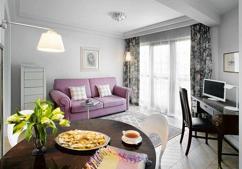 adelaparvu.com despre apartament mic de 2 camere pentru mama si fiica, Foto Hanna Dlugosz  (3)