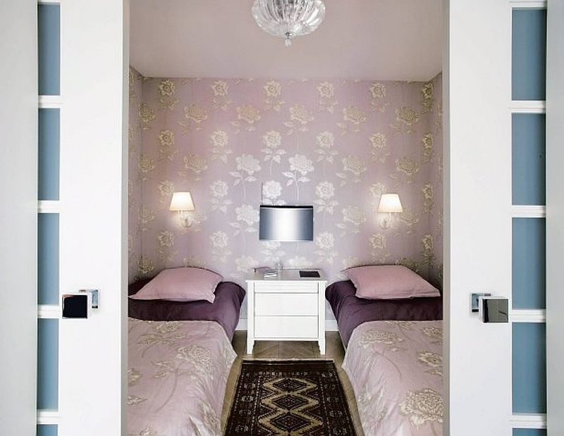 adelaparvu.com despre apartament mic de 2 camere pentru mama si fiica, Foto Hanna Dlugosz  (4)