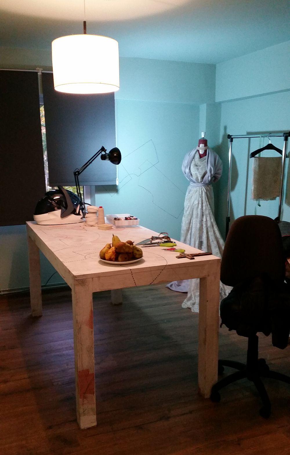 adelaparvu.com despre apartmentul Liliana Ion din emisiunea Visuri la cheie, proTV, senzonul 1, 2014 (13)