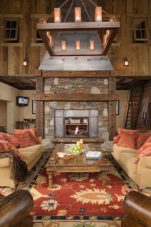 adelaparvu.com despre cabana de munte, cabana de schi SUA, design si arhitectura High Camp Home (1)