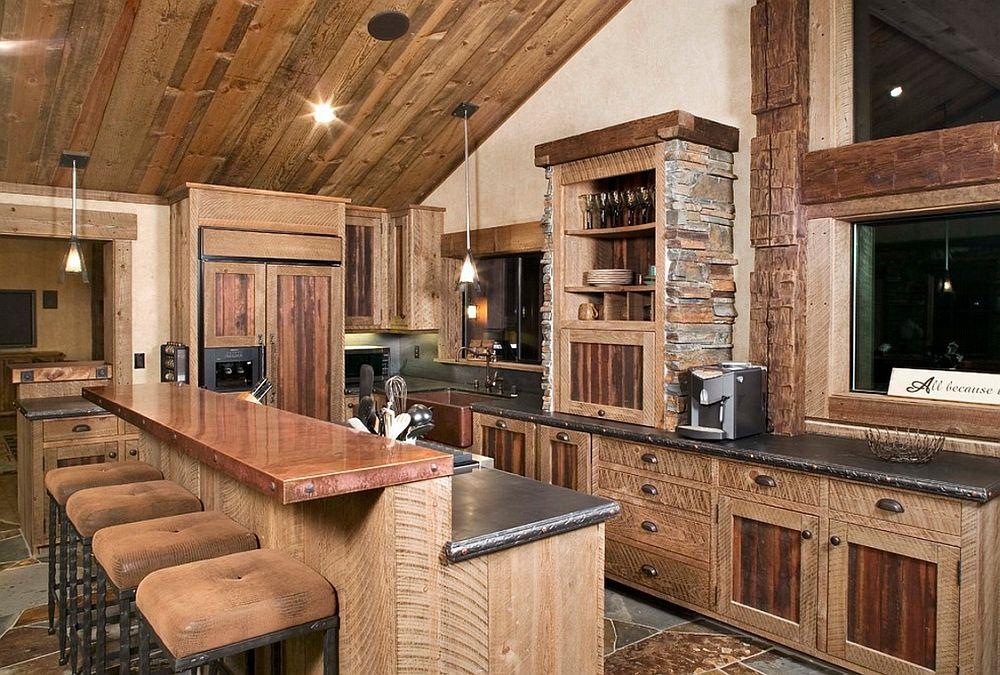 adelaparvu.com despre cabana de munte, cabana de schi SUA, design si arhitectura High Camp Home (13)