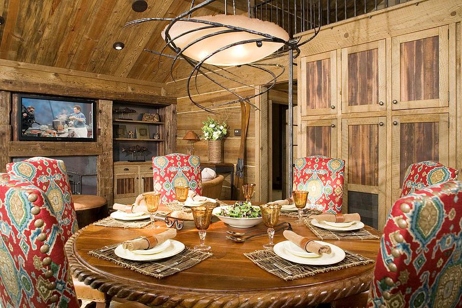 adelaparvu.com despre cabana de munte, cabana de schi SUA, design si arhitectura High Camp Home (2)