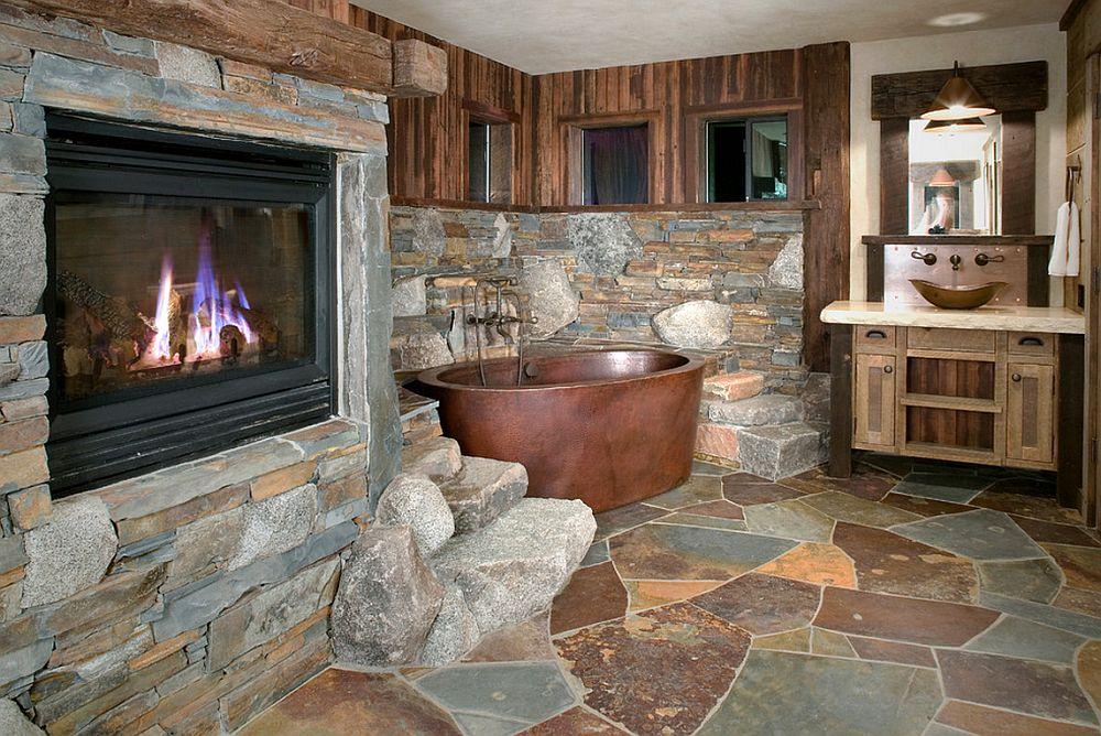 adelaparvu.com despre cabana de munte, cabana de schi SUA, design si arhitectura High Camp Home (24)