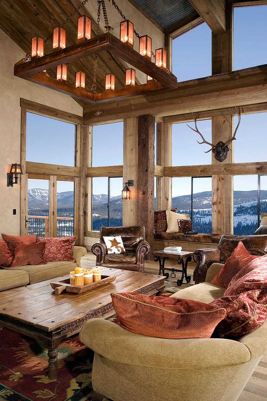 adelaparvu.com despre cabana de munte, cabana de schi SUA, design si arhitectura High Camp Home (8)