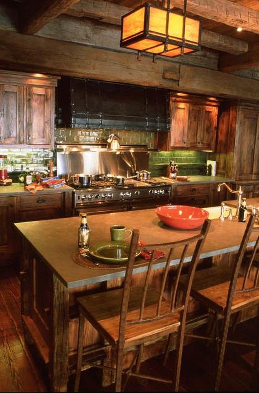 adelaparvu.com despre cabana de munte, casa lemn SUA, Lone Peak , arhitectuea Peace Design (17)