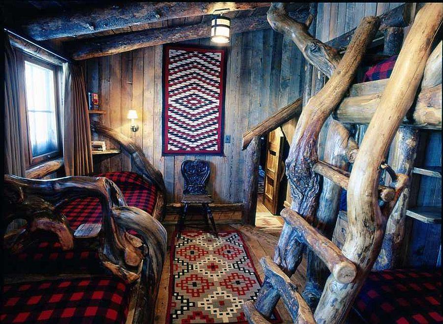 adelaparvu.com despre cabana de munte, casa lemn SUA, Lone Peak , arhitectuea Peace Design (18)