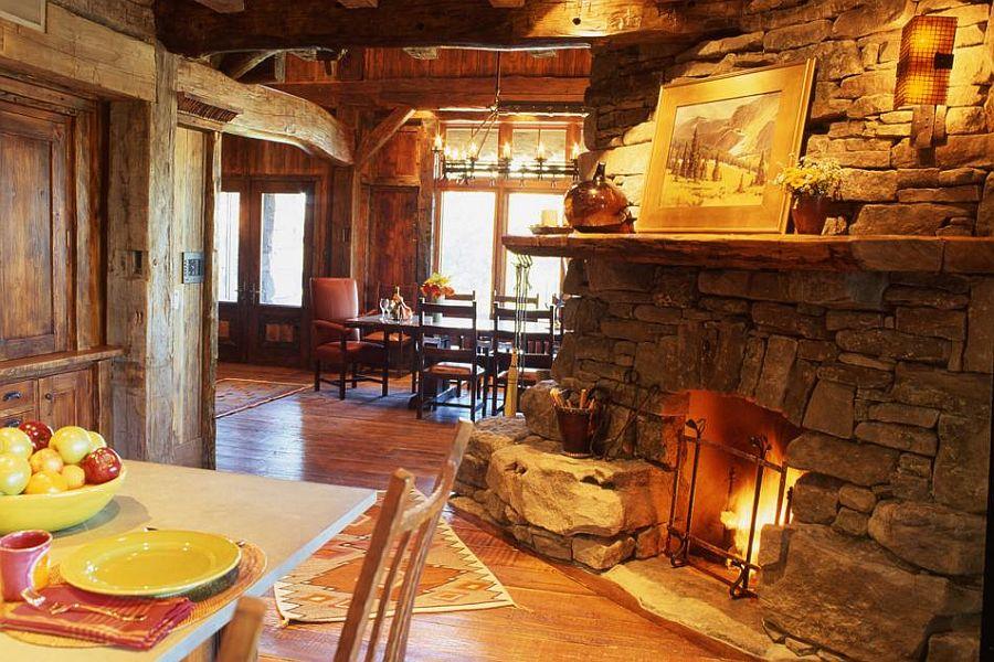 adelaparvu.com despre cabana de munte, casa lemn SUA, Lone Peak , arhitectuea Peace Design (19)