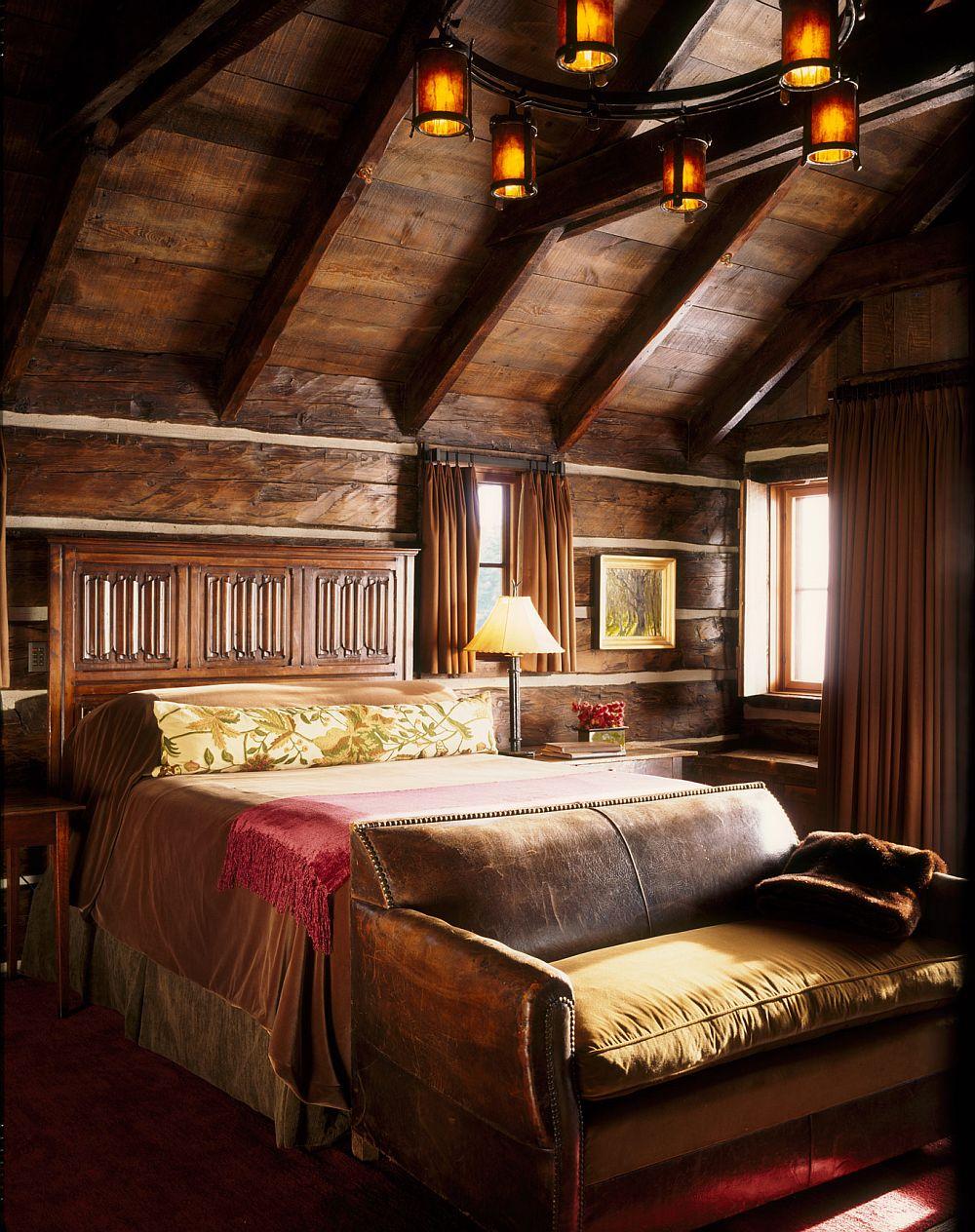 adelaparvu.com despre cabana de munte, casa lemn SUA, Lone Peak , arhitectuea Peace Design (22)