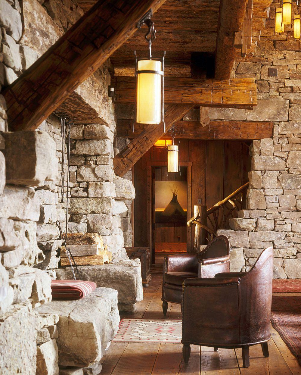 adelaparvu.com despre cabana de munte, casa lemn SUA, Lone Peak , arhitectuea Peace Design (26)