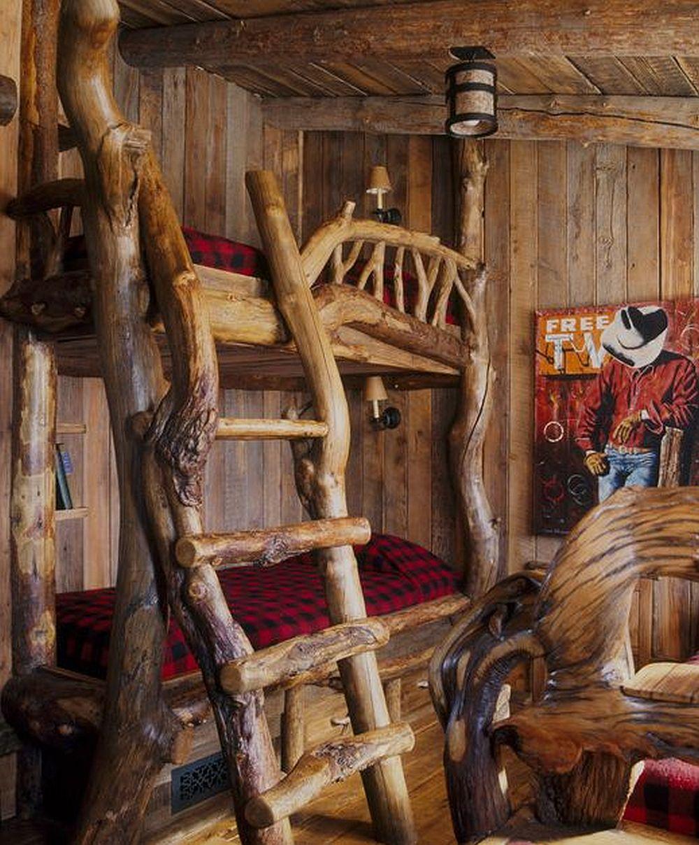adelaparvu.com despre cabana de munte, casa lemn SUA, Lone Peak , arhitectuea Peace Design (30)
