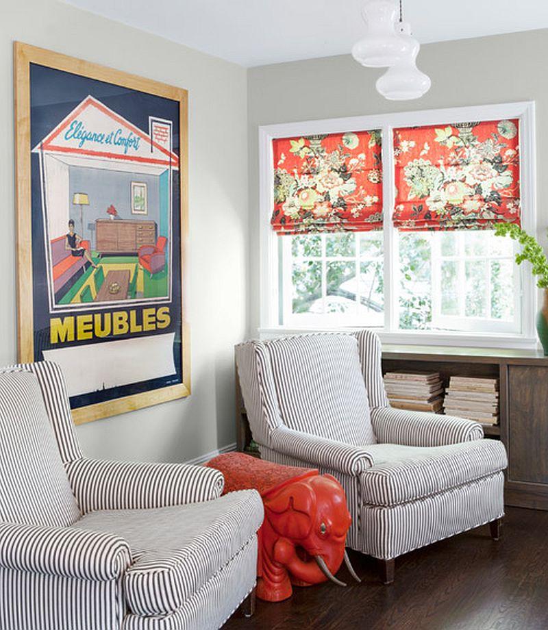 adelaparvu.com despre casa colorata, casa de designer, designer Sasha Emerson, Foto Lisa Romerein, Country Living(1)