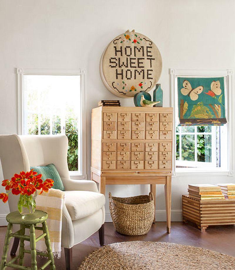 adelaparvu.com despre casa colorata, casa de designer, designer Sasha Emerson, Foto Lisa Romerein, Country Living(10)