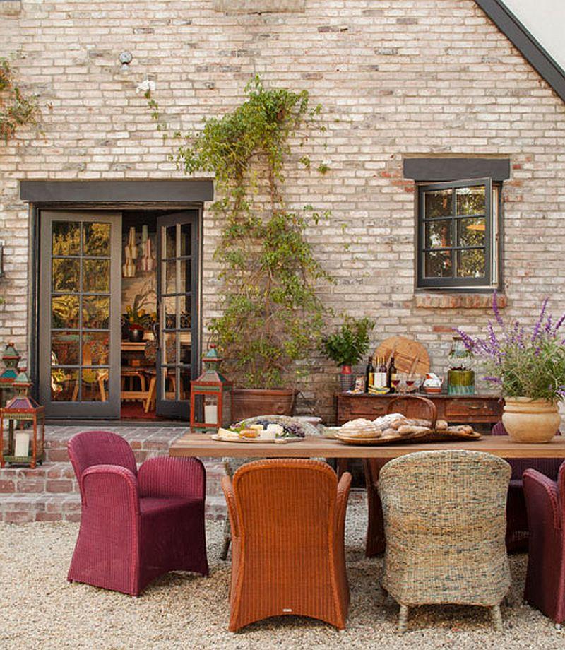 adelaparvu.com despre casa colorata, casa de designer, designer Sasha Emerson, Foto Lisa Romerein, Country Living(3)