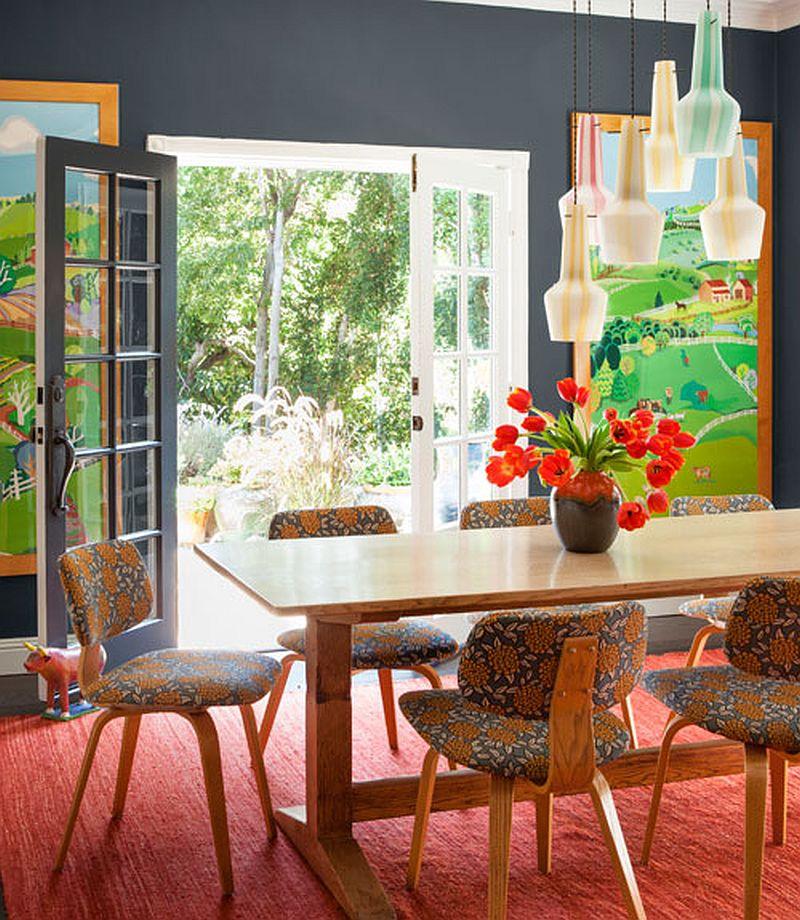 adelaparvu.com despre casa colorata, casa de designer, designer Sasha Emerson, Foto Lisa Romerein, Country Living(4)