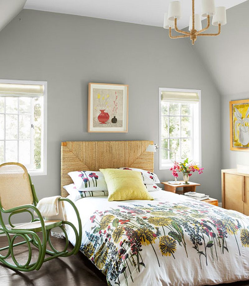 adelaparvu.com despre casa colorata, casa de designer, designer Sasha Emerson, Foto Lisa Romerein, Country Living(5)