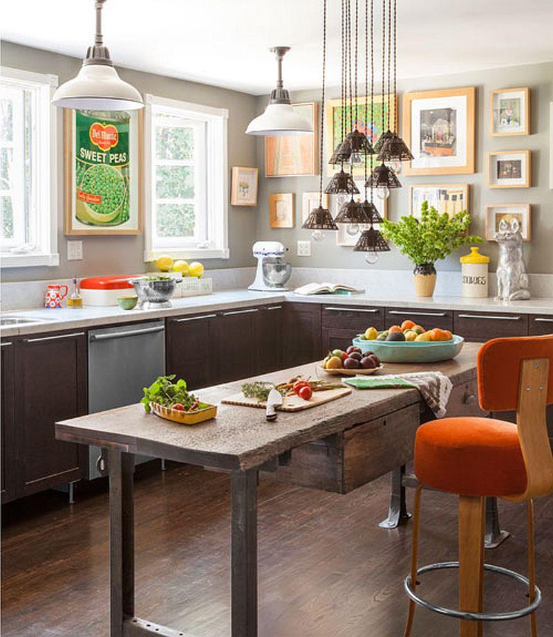 adelaparvu.com despre casa colorata, casa de designer, designer Sasha Emerson, Foto Lisa Romerein, Country Living(6)